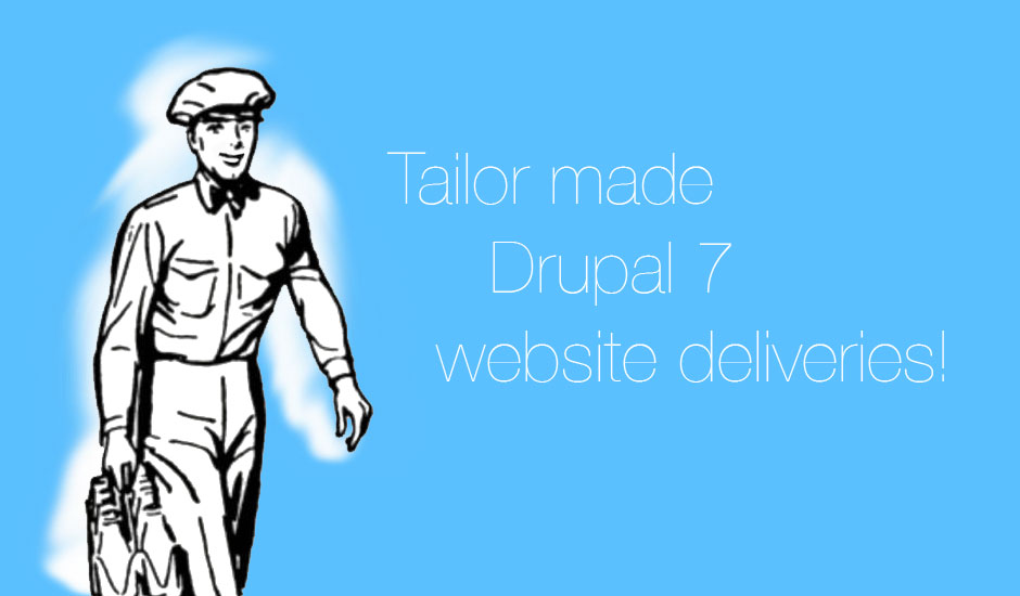 Drupal Design, Development and Service
